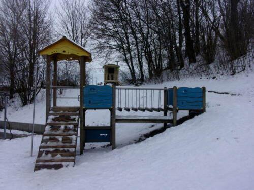 Garten - Kletterturm